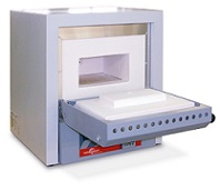 Muffle furnaces up to  1200°C