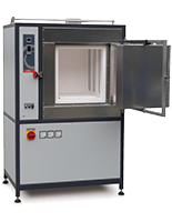 High temperature furnaces (16-70 liter) up to 1800°C