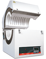 Split-type tube furnaces 1100°C