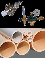 Tube furnace additional equipment
