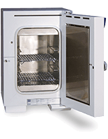 Drying cabinets (forced convection) up to 250°C