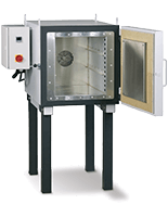 High-temperature drying ovens up to 850°C