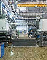 Wärmebehandlungsanlage für Aluminium